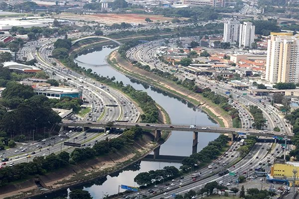 Marginal Tiete São Paulo