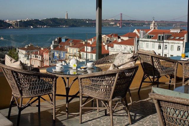 ba terrace