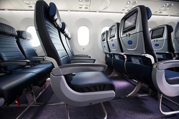 United cabine 3 poltronas