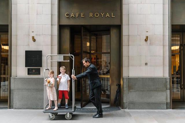 ziggy café royal