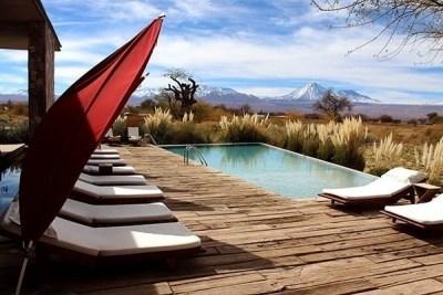 Tierra Atacama - Piscina
