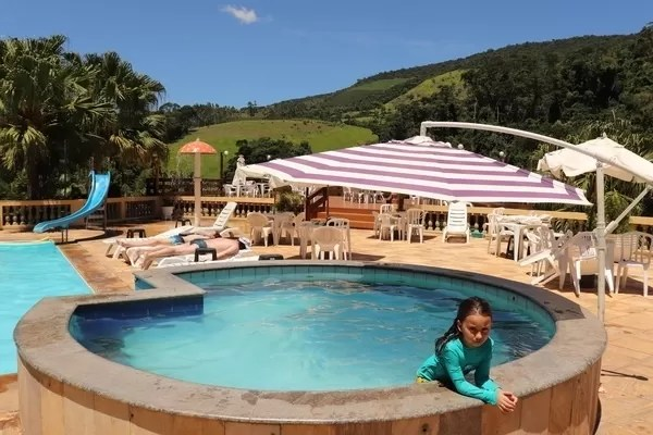 Village Montana Hotel Fazenda Socorro