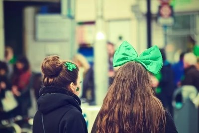San Patricks girls