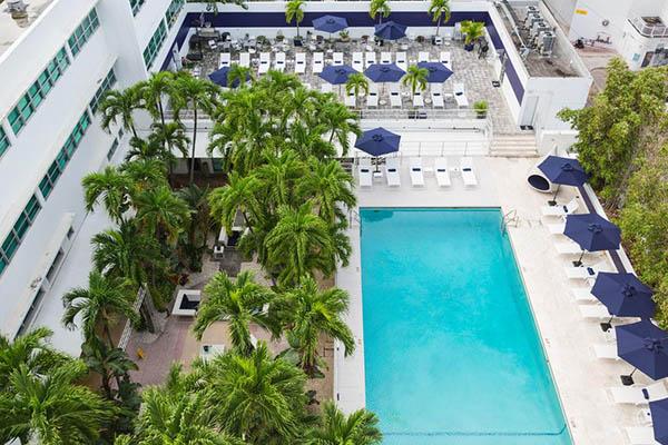 Piscina Albion Hotel Miami