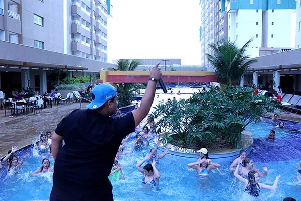 ENJOY OLIMPIA PARK RESORT piscina