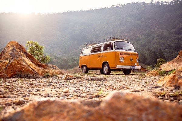 Viajar de Carro Kombi para Final da Sul-Americana