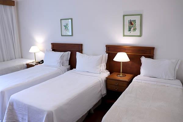 Suíte do Hotel Fazenda Dona Carolina