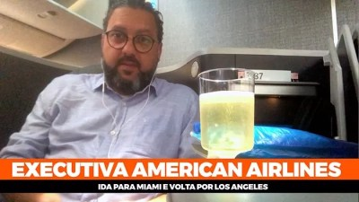 executiva american airlines