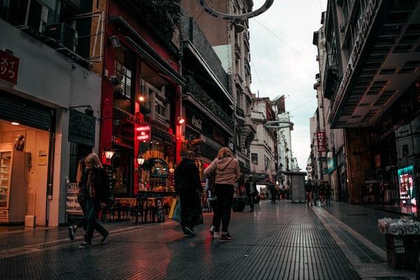 Buenos Aires roteiro cinco dias, Argentina