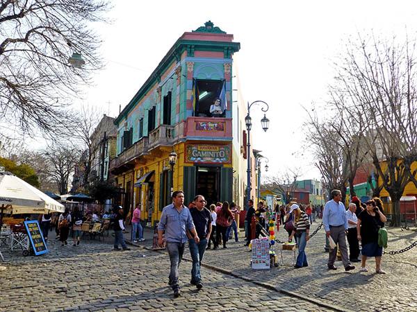 Buenos Aires Roteiro