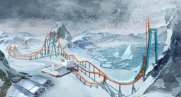 Novidades Seaworld Ice Breaker