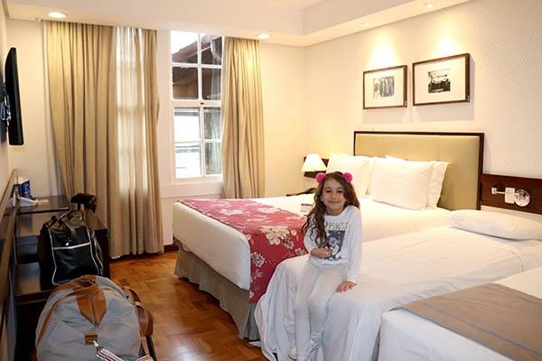 Suite Vila Inglesa