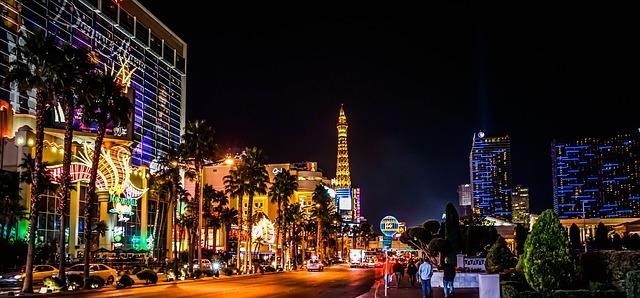 feiras em Las Vegas