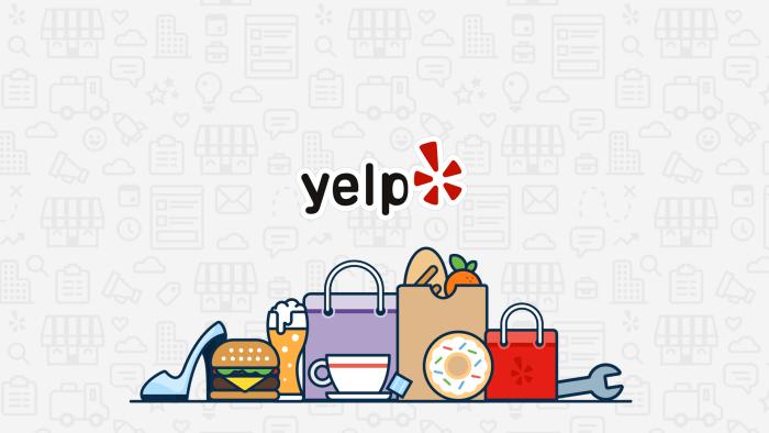 aplicativos de viagem - yelp