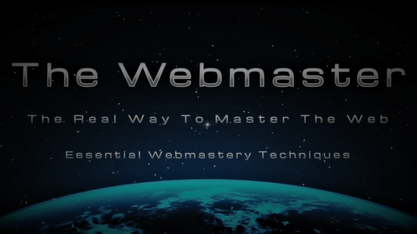 Webmaster Channel