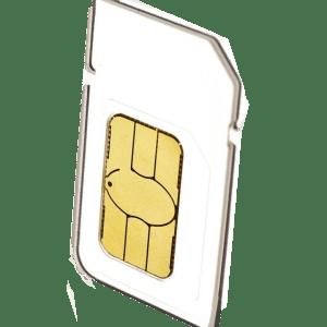 SIMkort