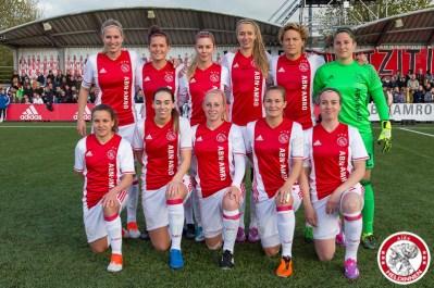 2017-04-28 Ajax vrouwen - PSV- 00008
