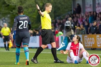 28-04-2017: Voetbal: Vrouwen Ajax v PSV: Amsterdam