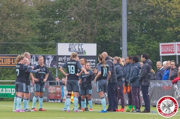 2017-05-05 FC Twente - Ajax vrouwen- 00010