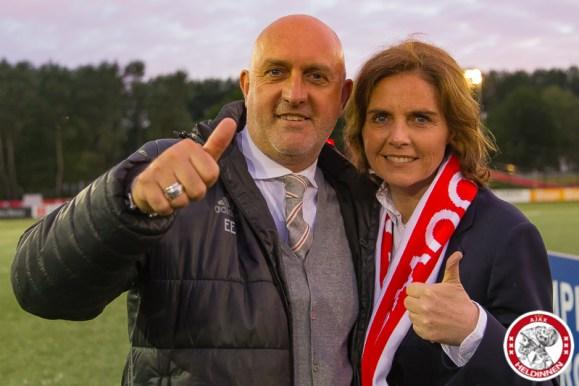 2017-05-19 Ajax vrouwen - Ado den Haag KAMPIOEN- 00012