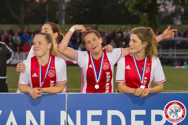 2017-05-19 Ajax vrouwen - Ado den Haag KAMPIOEN- 00014