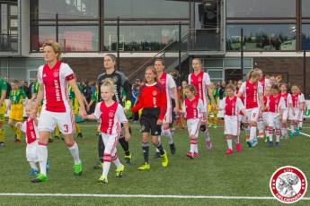 19-05-2017: Voetbal: Vrouwen Ajax v ADO den Haag: Amsterdam Opkomst Ajaxvrouwen