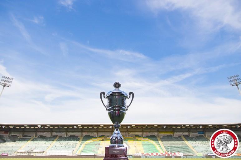 2017-06-03 Bekerfinale Ajax vrouwen - PSV- 00001