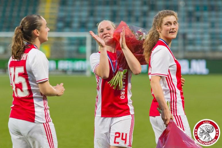2017-06-03 Bekerfinale Ajax vrouwen - PSV- 00009