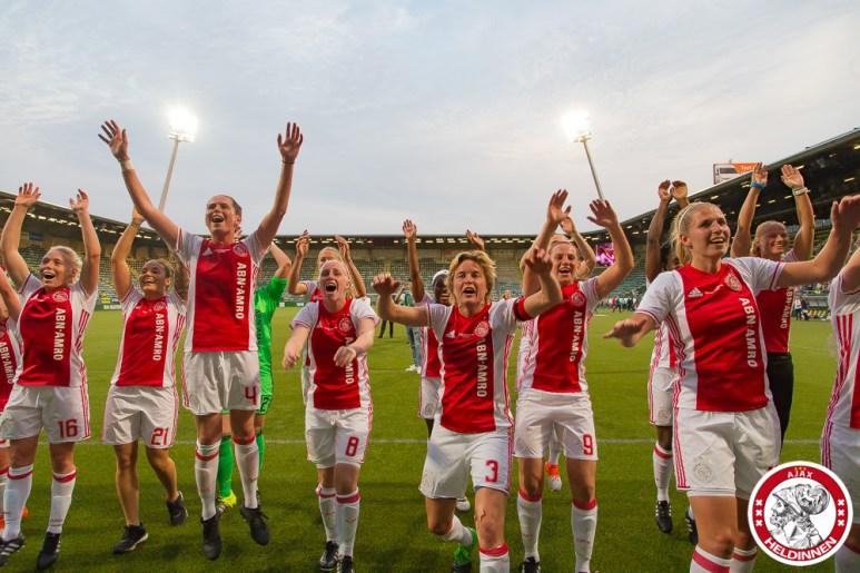 2017-06-03 Bekerfinale Ajax vrouwen - PSV- 00012