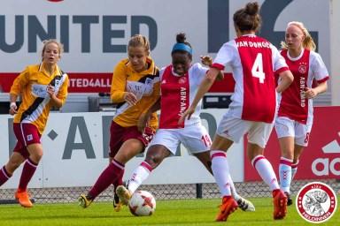 2017-09-03 Ajax vrouwen - Achilles 29- 00007