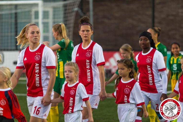 2017-09-22 Ajax vrouwen - Ado den Haag- 00001