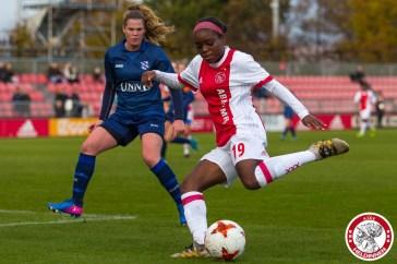 2017-11-12 Ajax vrouwen - SC Heerenveen- 00007