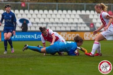 2017-11-12 Ajax vrouwen - SC Heerenveen- 00012