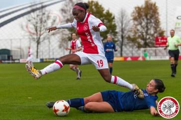 2017-11-12 Ajax vrouwen - SC Heerenveen- 00014