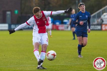 2017-11-12 Ajax vrouwen - SC Heerenveen- 00019