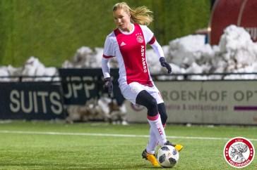 2017-12-12 Ajax vrouwen - FC Twente- 00004