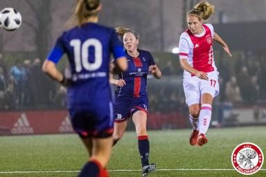 2018-01-26 Ajax vrouwen - VV Alkmaar- 00005