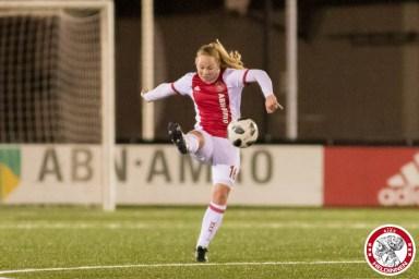 2018-03-16 Ajax vrouwen - PEC Zwolle 1- 00017
