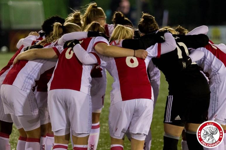 2018-03-16 Ajax vrouwen - PEC Zwolle 2- 00002