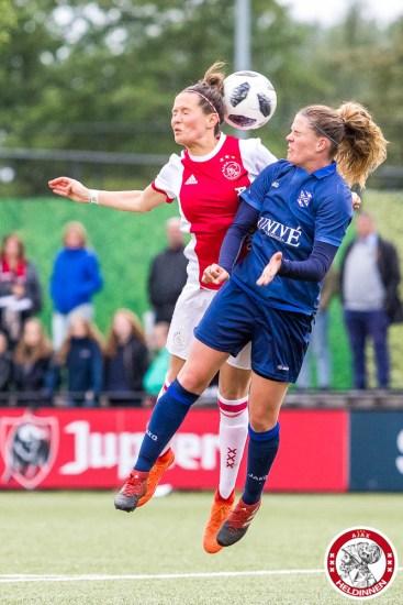 2018-05-18 Ajax vrouwen - SC Heerenveen- 00014