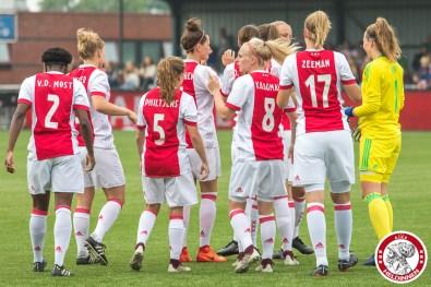 2018-06-02 Ajax vrouwen - PSV bekerfinale- 00005