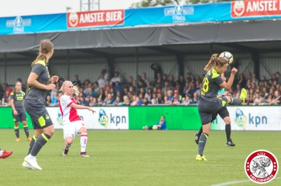 2018-06-02 Ajax vrouwen - PSV bekerfinale- 00013