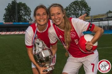 2018-06-02 Ajax vrouwen - PSV bekerfinale- 00034