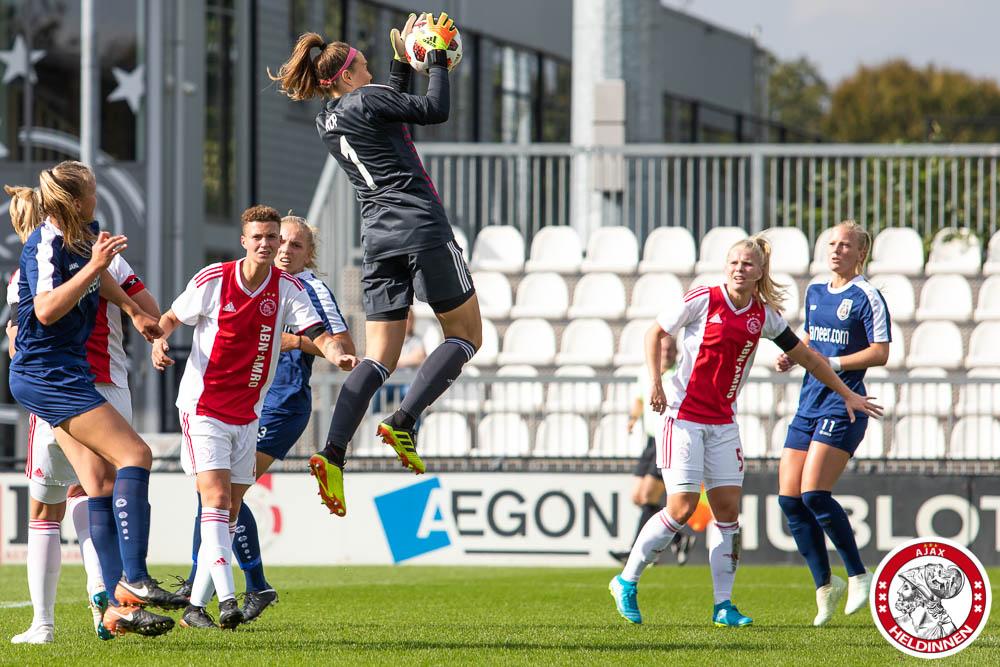 2018 09 30 Ajax vrouwen VV Alkmaar 00014
