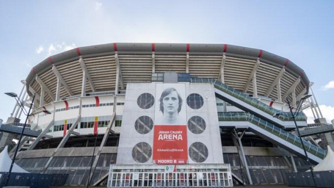 Johan Cruijf Arena Amsterdam iLoveStedentrips
