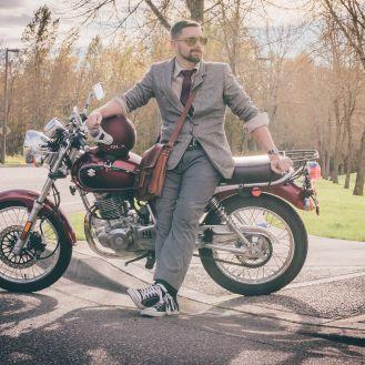 DGR Vancouver 2017 https://www.gentlemansride.com/rider/barse