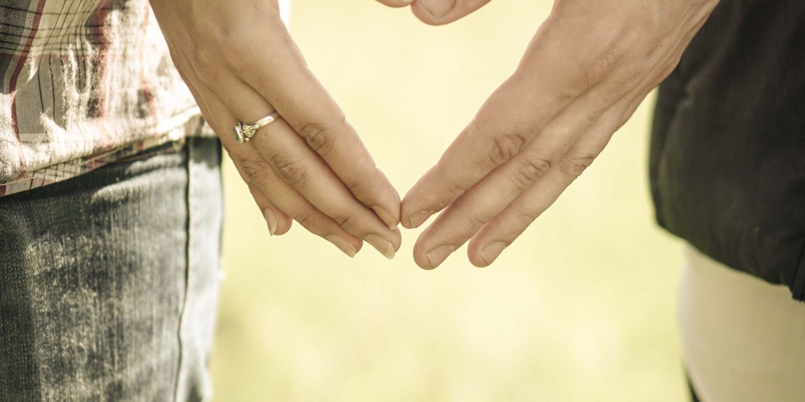 stock photo two halves of one heart 78796865