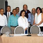 Meeting of the Chapter Presidents in Panamá