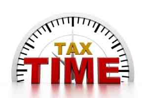 Reminder for retirees that pay taxes in the United States