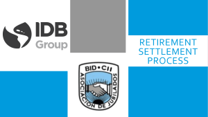 Retirement Settlement Process